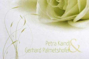 Hochzeit Petra Gerhard