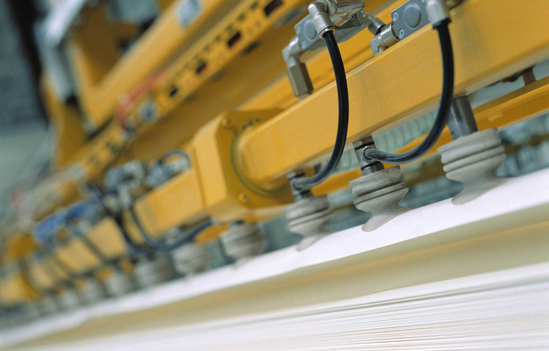 Funder Papier Maschine