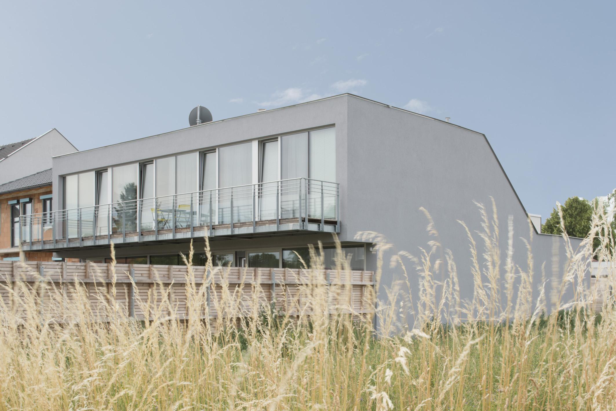 Architekt Schwarz Villa Gerasdorf